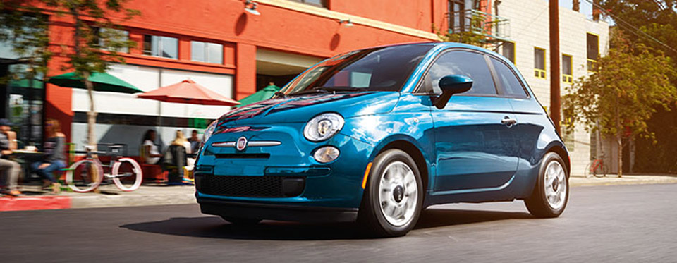 2015 FIAT 500 Appearance
