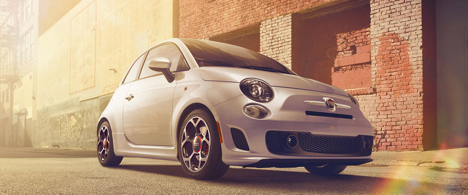 2016 FIAT 500 Appearance